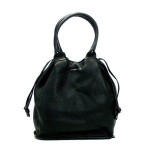 See by Chloe leather drawstring tote epaule
